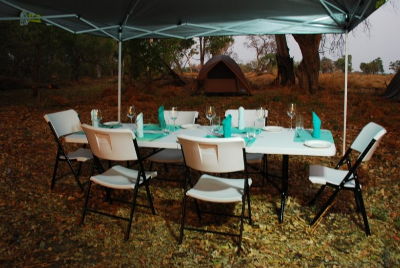 budget tour package Okavango Delta