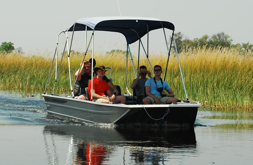budget boat tour package