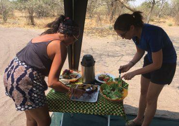 meyhu safari camping Okavango Delta